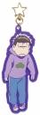 【グッズ-キーホルダー】おそ松さん ミツメトロニクスキーホルダー 一松の画像