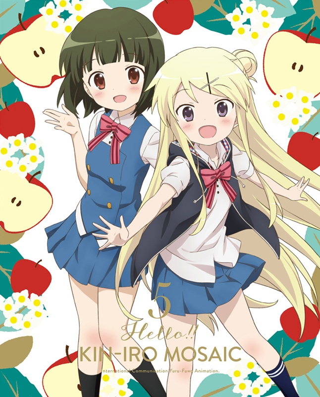 【Blu-ray】TV ハロー!!きんいろモザイク Vol.5
