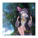 【主題歌】TV 魔女の旅々 OP「リテラチュア」/上田麗奈 アニメ盤の画像