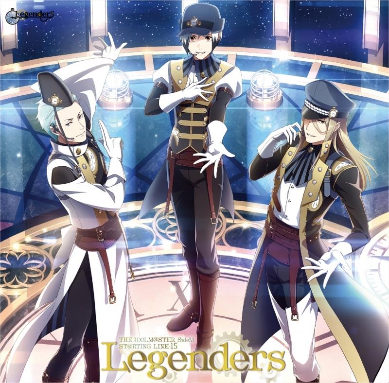 【キャラクターソング】THE IDOLM@STER SideM ST@RTING LINE-15 Legenders