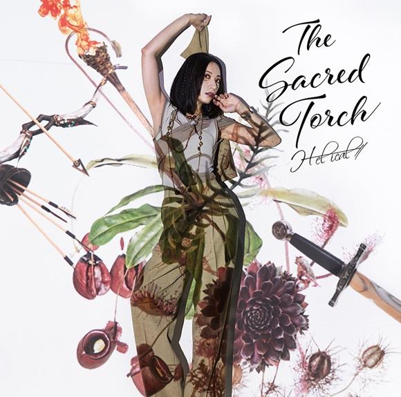 【主題歌】TV 最果てのパラディン OP「The Sacred Torch」/H-el-ical// 初回限定盤