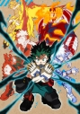 【Blu-ray】TV 僕のヒーローアカデミア 5th Vol.3 初回生産限定版の画像