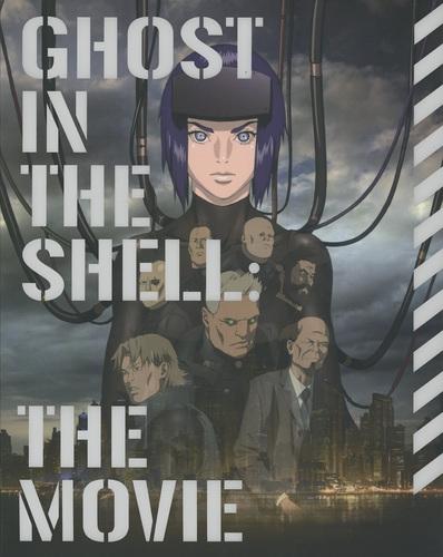 【Blu-ray】劇場版 攻殻機動隊 GHOST IN THE SHELL 新劇場版 特装限定版