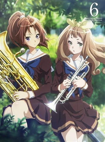 【Blu-ray】TV 響け!ユーフォニアム 6