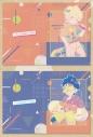 【グッズ-クリアファイル】BANANA FISH クリアファイルセット SUMMER ver.の画像