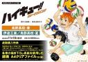 【小説】ハイキュー!!ショーセツバン!! 伊達工業/烏野高校・夏の画像