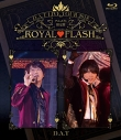 【Blu-ray】D.A.T LIVE TOUR2018 ROYAL FLASH アニメイト限定版の画像