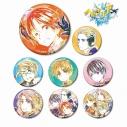 【グッズ-バッチ】ヘタリア World☆Stars トレーディング Ani-Art 缶バッジの画像
