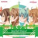 【マキシシングル】ときめきアイドル project Joyful Days!の画像