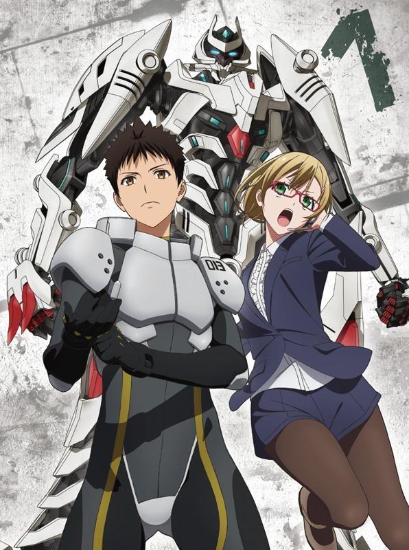 【Blu-ray】TV 白銀の意思 アルジェヴォルン 1 初回生産限定版