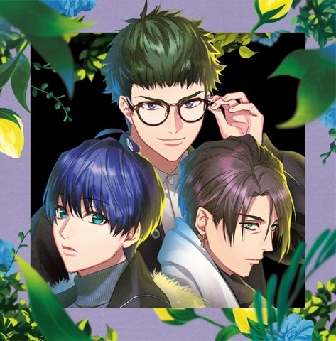【アルバム】ゲーム A3! ミニアルバム A3! VIVID WINTER EP