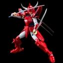 【アクションフィギュア】超弾可動 鎧伝サムライトルーパー 烈火のリョウ 可動フィギュアの画像