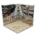 【フィギュアベース】じおらまんしょん150 転生したらスライムだった件 中央都市リムル 広場の画像