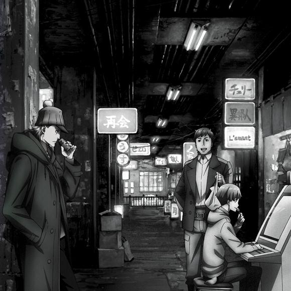 【主題歌】TV 歌舞伎町シャーロック OP「CAPTURE」収録シングル CAPTURE ~歌舞伎町シャーロックEdition~/EGO-WRAPPIN' 完全生産限定盤