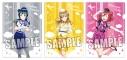 【グッズ-クリアファイル】ラブライブ!サンシャイン!! クリアファイル3枚セット「1年生」Part.3の画像