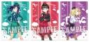【グッズ-クリアファイル】ラブライブ!サンシャイン!! クリアファイル3枚セット「3年生」Part.3の画像