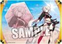 【グッズ-マット】Fate/Grand Order キャラクター万能ラバーマット「バーサーカー/ジャンヌ・ダルク[オルタ]」の画像