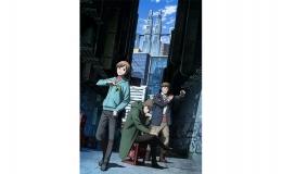 BD・DVD「歌舞伎町シャーロック」キャスト直筆サイン入り台本キャンペーン画像