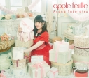 【アルバム】竹達彩奈/apple feuille CD+BD盤の画像