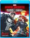 【Blu-ray】アベンジャーズ コンフィデンシャル:ブラック・ウィドウ&パニッシャーの画像