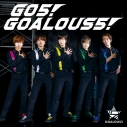 【マキシシングル】GOALOUS5/GO5!GOALOUS5! 通常盤の画像