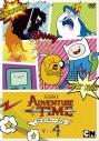 【DVD】TV アドベンチャー・タイム シーズン5  Vol.4の画像