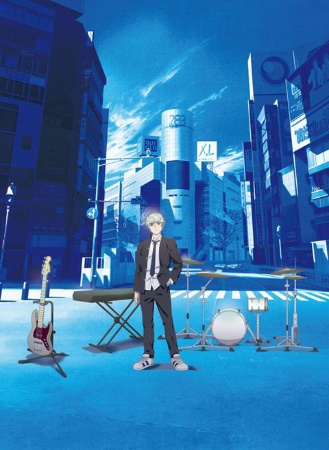 【主題歌】TV ブルーピリオド OP「EVERBLUE」/Omoinotake 初回生産限定盤