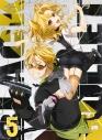 【Blu-ray】TV ブラック・ブレット 第5巻 初回限定版の画像
