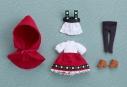 【グッズ-衣装】ねんどろいどどーる おようふくセット 赤ずきんちゃんの画像
