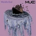 【主題歌】TV メガネブ! OP「World's End」/ムック 通常盤の画像