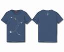 【グッズ-Tシャツ】刀剣乱舞-ONLINE-×MARS16 小夜左文字 Tシャツ メンズMの画像