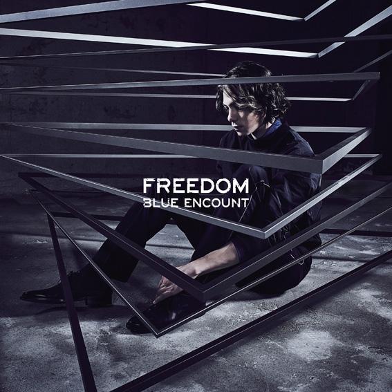 【主題歌】TV BANANA FISH 第2クール OP「FREEDOM」/BLUE ENCOUNT 通常盤