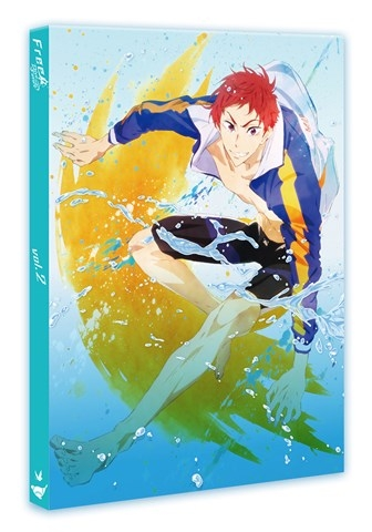 【Blu-ray】TV Free!-Dive to the Future- 2