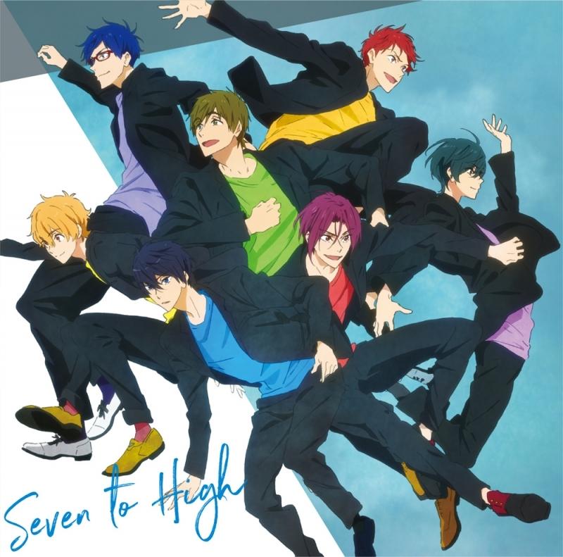 【アルバム】TV Free!-Dive to the Future- キャラクターソングミニアルバム Vol.1 Seven to High