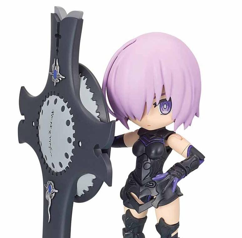 【プラモデル】ぷちりっつ Fate/Grand Order シールダー/マシュ・キリエライト【再販】