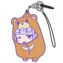 【グッズ-ストラップ】NEW GAME!! 涼風青葉 クマさん寝袋Ver.つままれストラップの画像