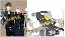 【グッズ-クリアファイル】テンカウント クリアファイル2枚セットの画像