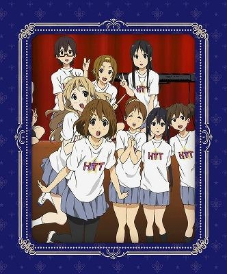 【Blu-ray】TV けいおん!! Blu-ray BOX 初回限定生産