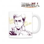 【グッズ-マグカップ】進撃の巨人 カラーマグカップ(エルヴィン)【再販】