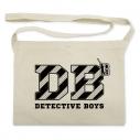 【グッズ-バック】名探偵コナン 少年探偵団 サコッシュ/NATURAL【再販】の画像