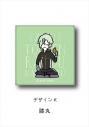 【グッズ-バッチ】続『刀剣乱舞-花丸-』 レザーバッジ K【再々販】の画像