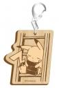 【グッズ-キーホルダー】ポケットモンスター セピアグラフィティ 木製キーホルダー ライブラリー【再販】の画像