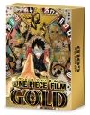 【DVD】劇場版 ONE PIECE FILM GOLD GOLDEN LIMITED EDITIONの画像