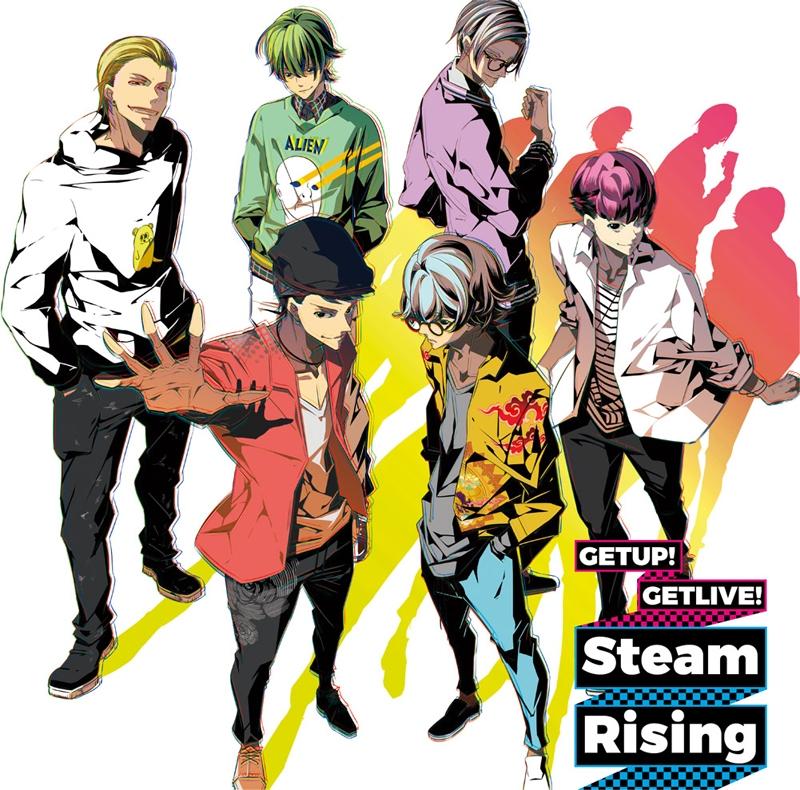 【ドラマCD】GET UP! GET LIVE! ドラマCD GETUP! GETLIVE! Steam Rising