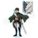 【グッズ-スタンドポップ】進撃の巨人 アクリルフィギュアL エレン【再販】の画像