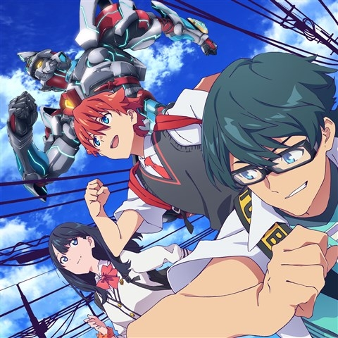 【主題歌】TV SSSS.GRIDMAN OP「UNION」/OxT