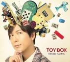 【アルバム】神谷浩史/TOY BOX 豪華盤