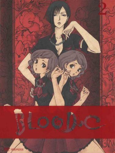 【Blu-ray】TV BLOOD-C 2 完全生産限定版