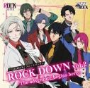 【キャラクターソング】VAZZROCK ユニットソング4 ROCK DOWN vol.2 -The adventure begins here.-の画像