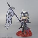 【プラモデル】ぷちりっつ Fate/Grand Order アヴェンジャー/ジャンヌ・ダルク〔オルタ〕【再販】の画像